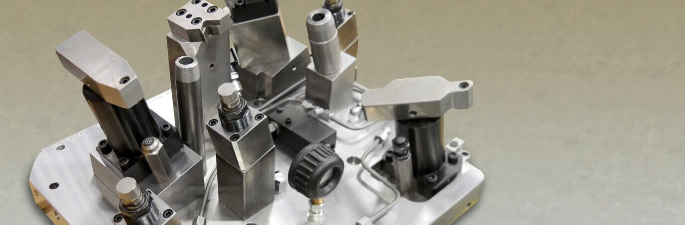 Machine Vices | Workholding | Clamps | Hydraulic Fixtures