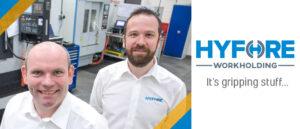 Hyfore Workholding Management